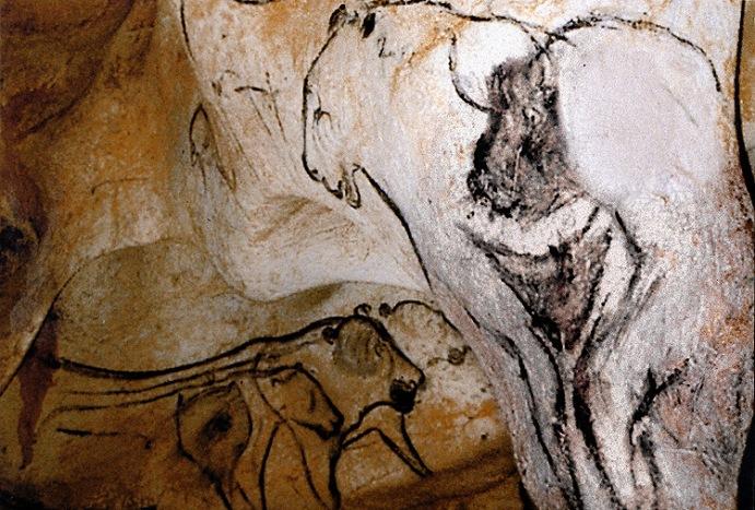 Lioness shaman — Chauvet Cave, 32 000 BCE