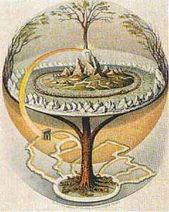 Yggdrasil — the Tree of Life