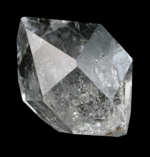 Double-terminated Herkimer Diamond