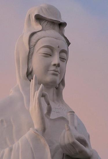 Quan Yin, bodhisattva of compassion