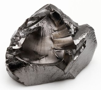 Raw shungite
